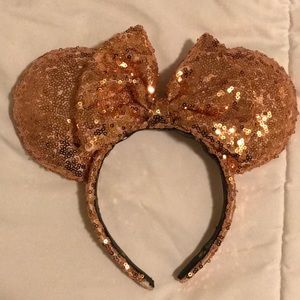 Rose Gold Ears